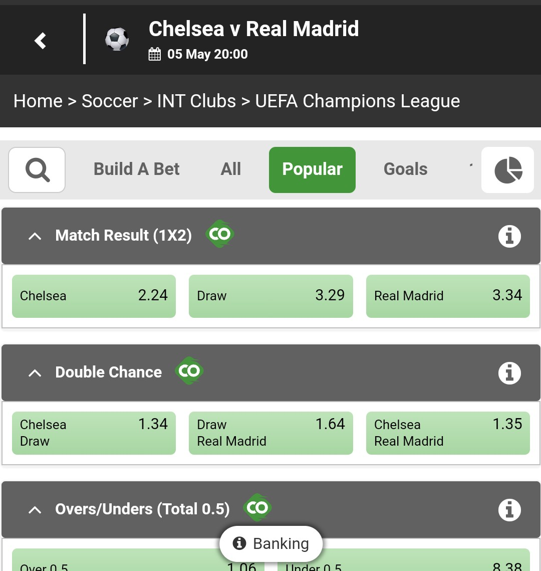 How to bet on betway and win